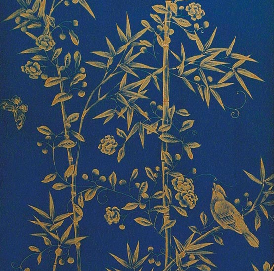 Gold Bamboo Garden