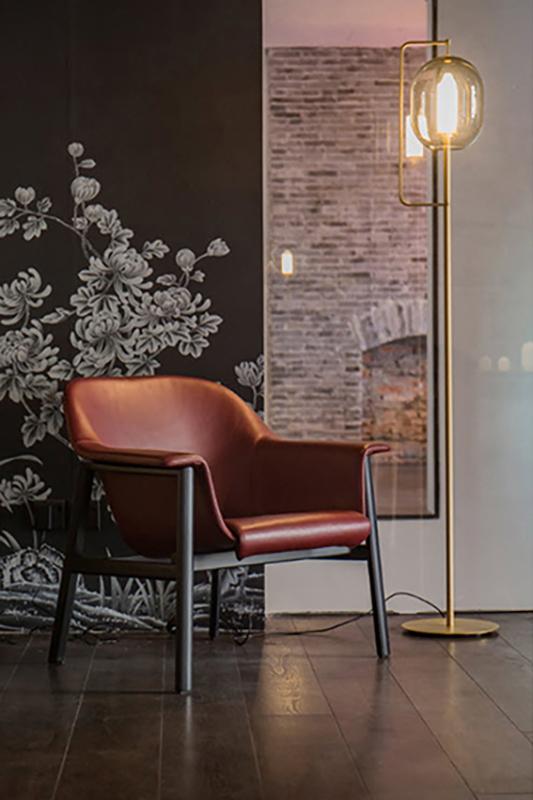 Progetto standard con modello winter peach blossom per allestimento design repubblic in Shanghai