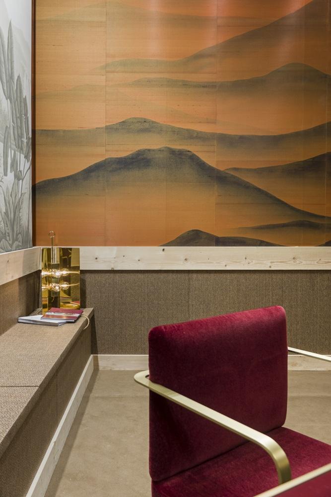 masion objet 2018 asia collection oriental mountain wallpaper
