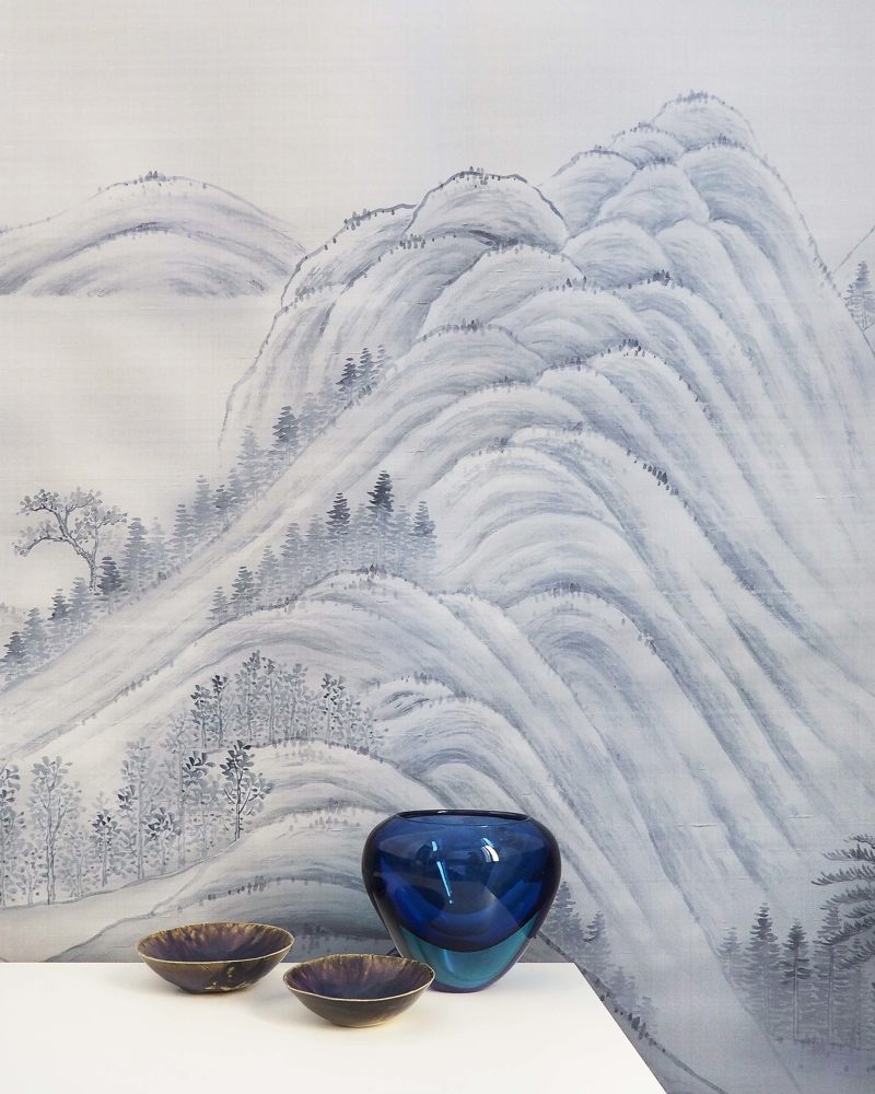 Scenic wallpaper ancient china for living room